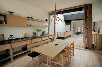 Mjolk House_ Studio Junction_inner court yard_001